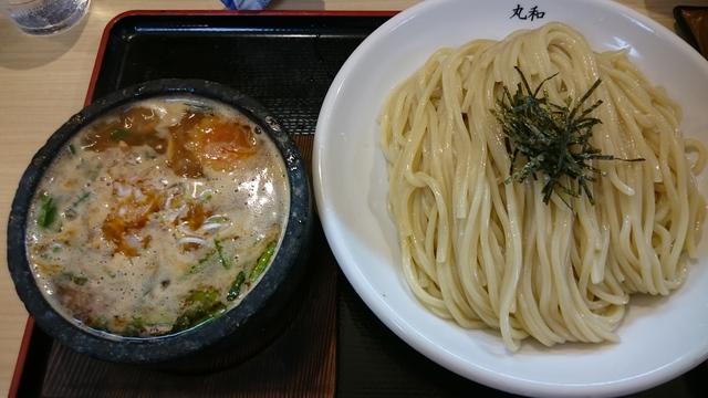 丸和 各務原分店  台湾つけ麺