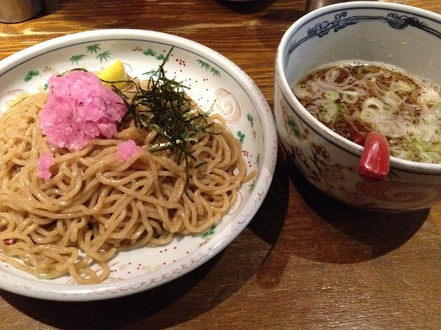 六三六の桜おろしつけ麺
