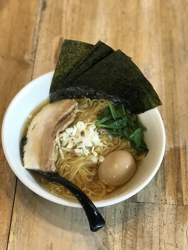 千葉 菜の花 名古屋コーチンラーメン