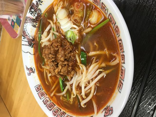 札幌手稲金山パーキング昇龍麺